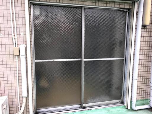 病院の窓をカバー工法でリフォーム