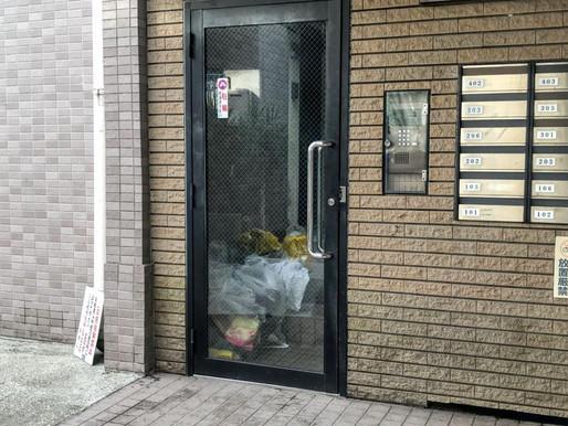 マンションドアのオートロックがかからない!