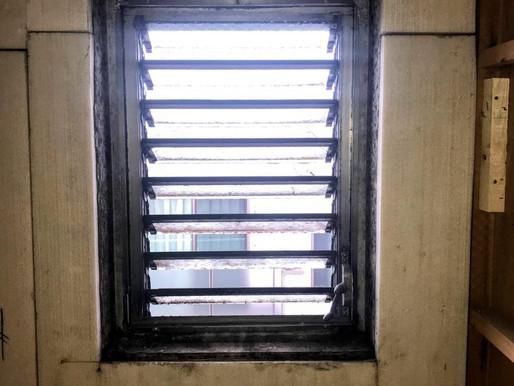 お風呂の窓リフォーム