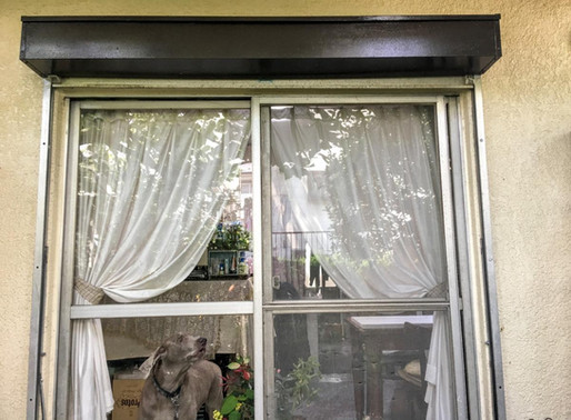 古くなった窓をカバー工法でリフレッシュ
