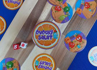 Dětské hry, Deska Bar