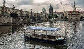 Vltava boats