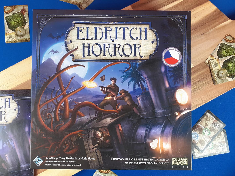 Eldrich horror