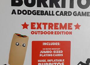Throw Throw Burrito Extreme