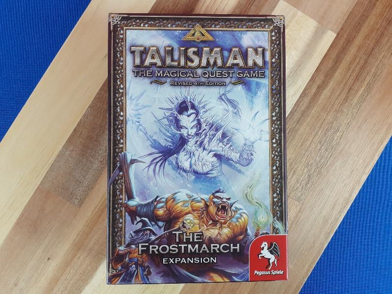 Talisman extension