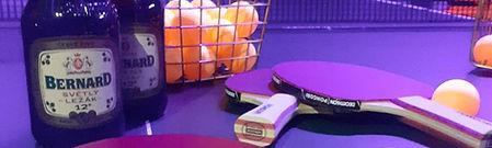 ping pong Prag