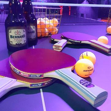 ping pong, Prague