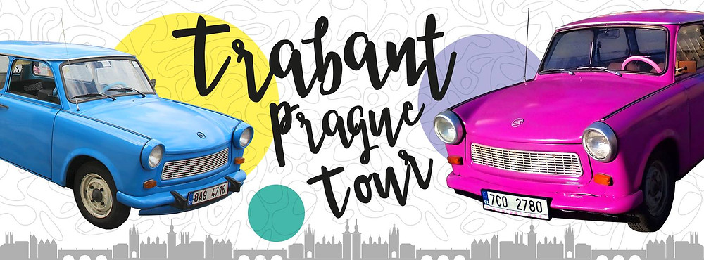 Trabant tours in Prague