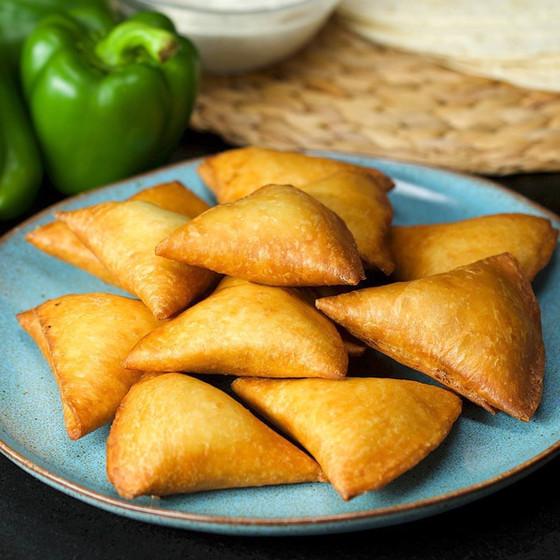 Tempting Tortilla Triangles