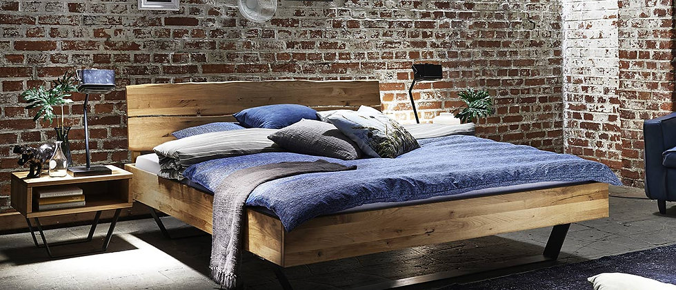 Tjoernbo Modern Sleep Bettgestell