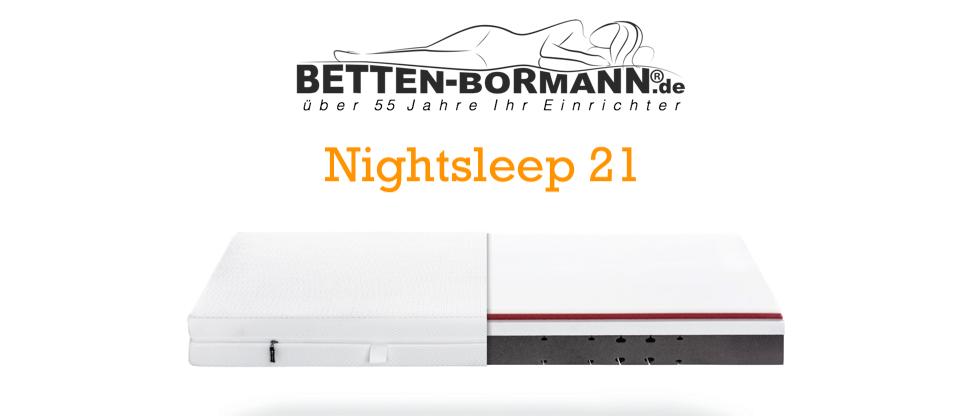 Nightsleep 21 / Viscomatratze