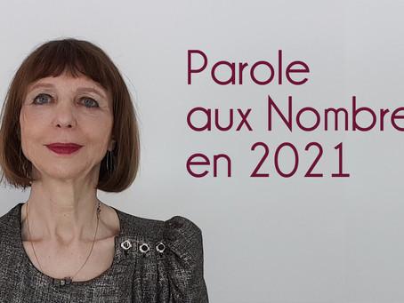 Parole aux Nombres 2021
