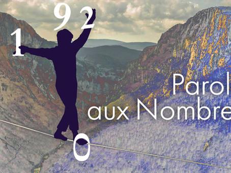 2019, PAROLE AUX NOMBRES