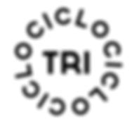 triciclo, logo, identidad, identity