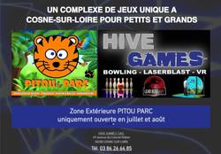 Site internet hivegamespitouparc.fr