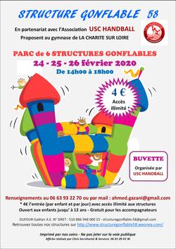 Parc Structures Gonflables