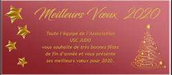 Vœux USC Judo