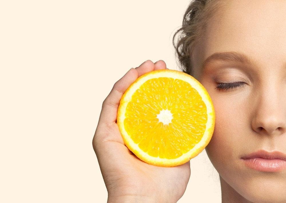 Soin aux acides de fruits