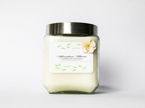 Lillies of Cooper's Mountain Candle