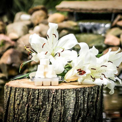 Lillies of Cooper's Mountain Melt