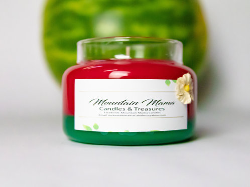 Homegrown Watermelon Candle