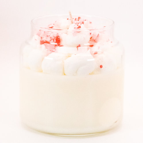 Soothing Peppermint Candle