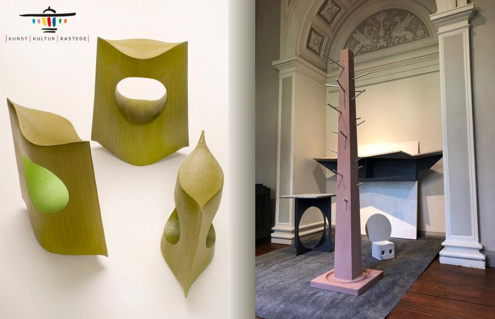 Ausstellung Palais Rastede - Eine Auswahl aus drei Jahrzehnten