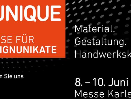 EUNIQUE - Messe für Designunikate