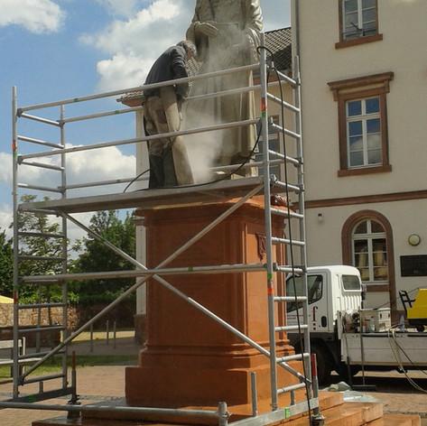 Peter Schöffer Denkmal, Gernsheim