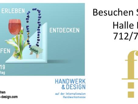 Internationale Handwerksmesse München
