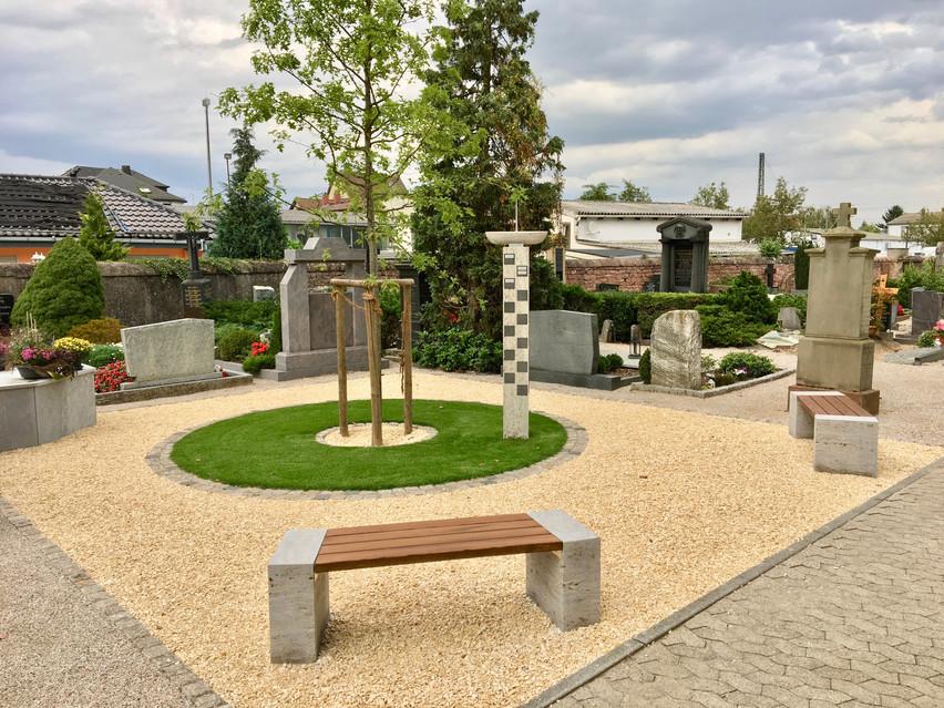Gemeinschaftsgrabanlage Gernsheim