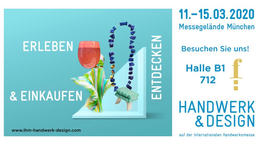 IHM München  11.-15.3.2020