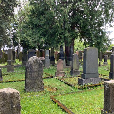 Jüdischer Friedhof - Bad Homburg