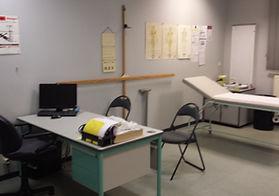 Salles de consultations IMS Troyes