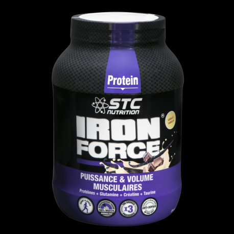 Iron Force Protein pot de 900g