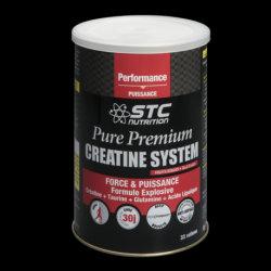 Pure Prénium Créatine Xystem-500g (Fruits rouges)
