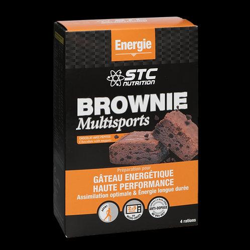 Brownie Multisports- préparation en en poudre 400g