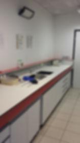 Salle de préparation  teste effort  Vo2max IMS Troyes