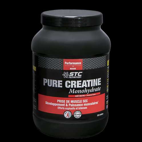 Pure Créatine Monohydrate