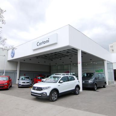 Sala de Ventas Volkswagen│ Quillota