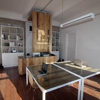 Reforma Despacho EZ Arquitectos │ Valparaíso