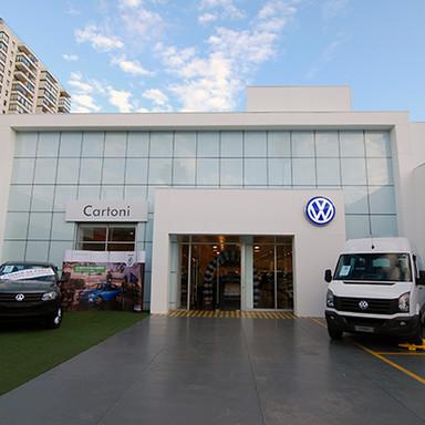 Sala de Ventas Volkswagen │ Viña del Mar