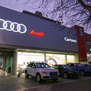Sala de Ventas Audi │Viña del Mar