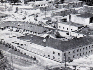 Toccoa Casket Factory History