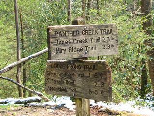 Hiking, Waterfalls, and Currahee Mountain