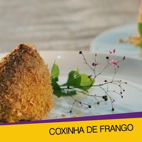 Vídeo Coxinha de Frango