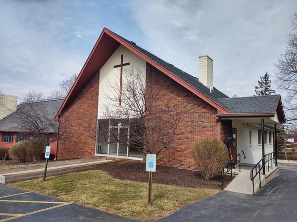 AVON WESLEYAN CHURCH Addition (E)