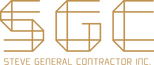 Steve General Contractor logo