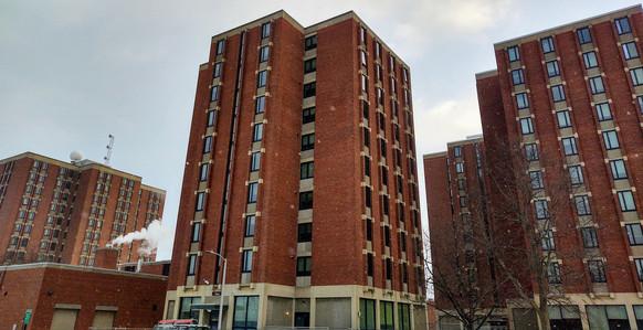 SUNY BROCKPORT - Dormitories