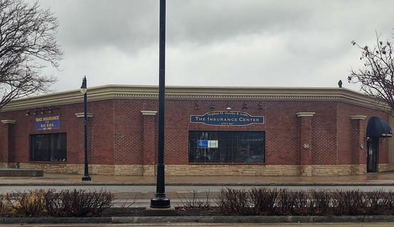 The Insurance Center (Batavia) - MASONRY FACADE